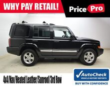 2009_Jeep_Commander_Limited 4WD V8 w/Nav & Sunroof_ Maumee OH