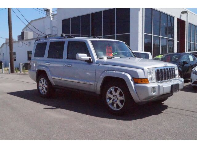 2009 Jeep Commander OVERLAND Houston TX