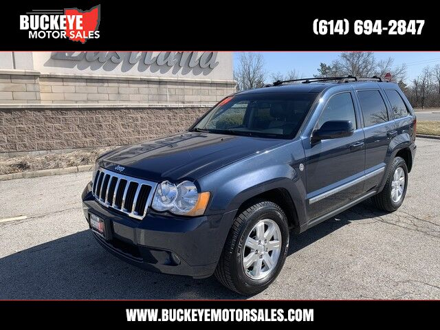 2009 Jeep Grand Cherokee Limited Columbus OH