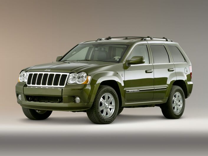 2009 Jeep Grand Cherokee Limited Lima OH