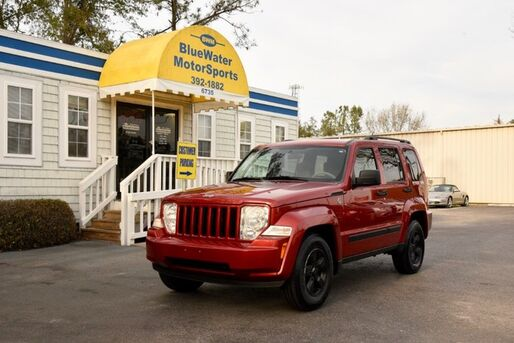 2009_Jeep_Liberty_Sport_ Wilmington NC
