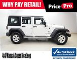 2009 Jeep Wrangler Unlimited 4WD X HardTop