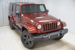 2009_Jeep_Wrangler Unlimited_Sahara 4WD Hard Top Tow Hitch_ Avenel NJ