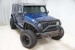 2009_Jeep_Wrangler Unlimited_Sahara 4WD Navigation Hard Top Tow Hitch_ Avenel NJ