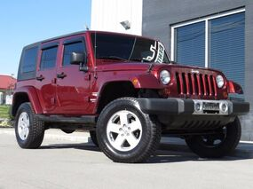Jeep Wrangler Unlimited Sahara 2009