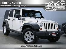 2009_Jeep_Wrangler Unlimited_X 4WD_ Hickory Hills IL