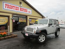 2009_Jeep_Wrangler_Unlimited X 4WD_ Middletown OH