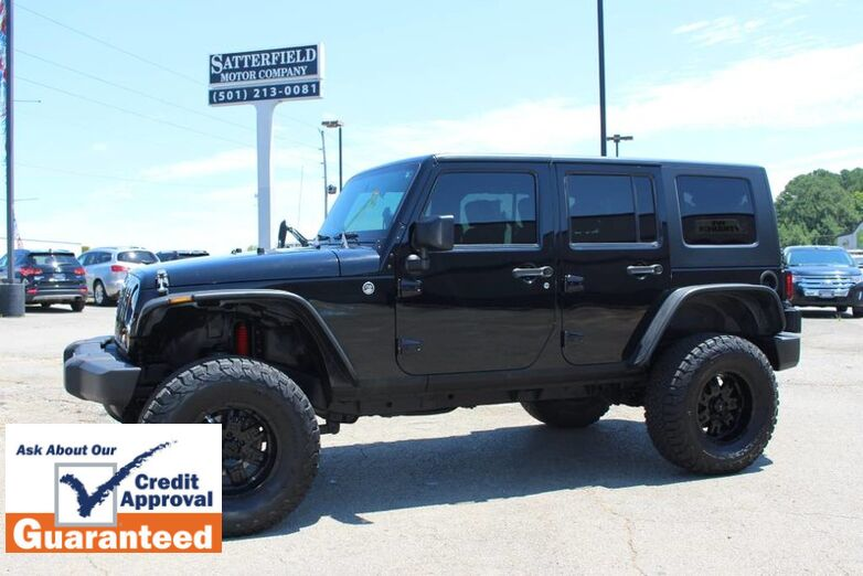 2009 Jeep Wrangler Unlimited X Bryant AR