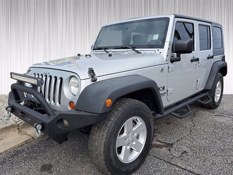 2009 Jeep Wrangler Unlimited X Columbus GA