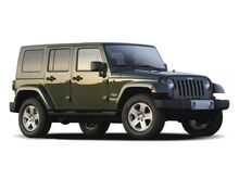 2009 Jeep Wrangler Unlimited X San Antonio TX