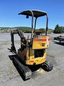 2009_John Deere_17DZTS Mini Excavator__ Crozier VA