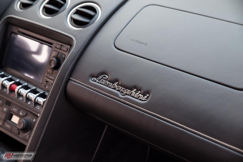 2009 Lamborghini Gallardo LP560-4 Tomball TX