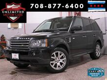 2009_Land Rover_Range Rover Sport_HSE Luxury Pkg_ Bridgeview IL