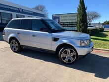 2009_Land Rover_Range Rover Sport HSE NAVIGATION_REAR VIEW CAMERA, HEATED LEATHER, DUAL REAR DVD, SUNROOF!!! EXTRA CLEAN!!!_ Plano TX