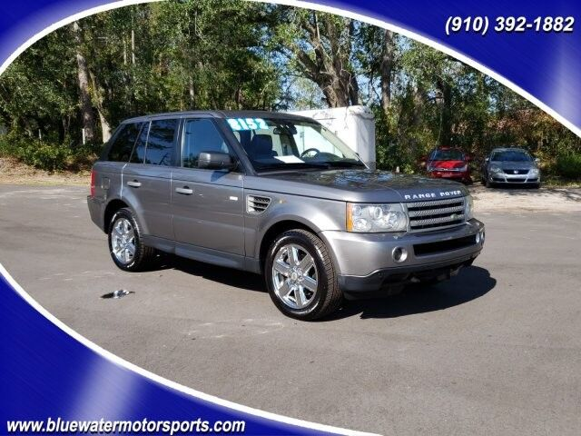 2009 Land Rover Range Rover Sport HSE Wilmington NC