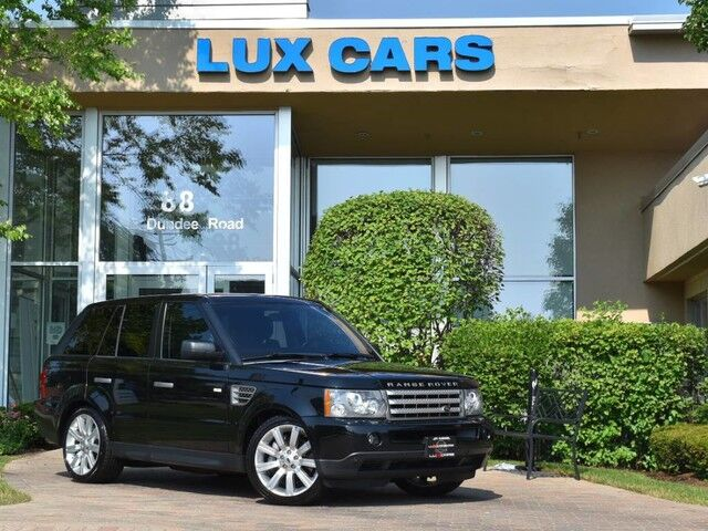 2009_Land Rover_Range Rover Sport_SUPERCHARGED NAV 4WD_ Buffalo Grove IL