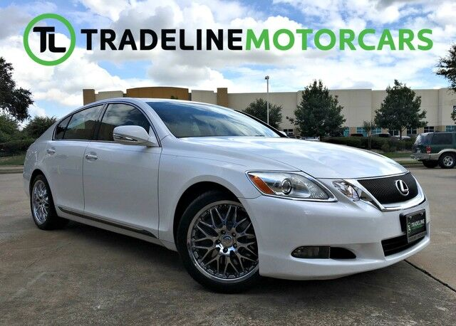 2009 Lexus GS 350 LEATHER, SUNROOF, NAVIGATION, COOLED SEATS... AND ...