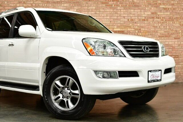 2009 Lexus GX 470 4.7L SFI V8 ENGINE 4 WHEEL DRIVE NAVIGATION BACKUP CAMERA TAN LEATHER HEATED SEATS SUNROOF 3RD ROW WOOD GRAIN INTERIOR TRIM Bensenville IL