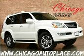 2009 Lexus GX 470 4.7L SFI V8 ENGINE 4 WHEEL DRIVE NAVIGATION BACKUP CAMERA TAN LEATHER HEATED SEATS SUNROOF 3RD ROW WOOD GRAIN INTERIOR TRIM