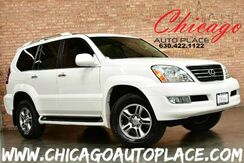 2009_Lexus_GX 470_4.7L SFI V8 ENGINE 4 WHEEL DRIVE NAVIGATION BACKUP CAMERA TAN LEATHER HEATED SEATS SUNROOF 3RD ROW WOOD GRAIN INTERIOR TRIM_ Bensenville IL