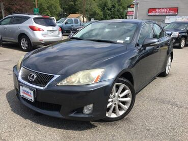 2009_Lexus_IS 250__ Worcester MA