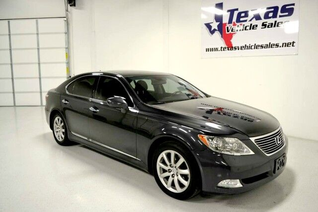 2009 Lexus LS 460 LS 460 Fort Worth TX ...
