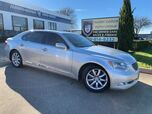 2009 Lexus LS 460L NAVIGATION REAR VIEW CAMERA, HEATED AND COOLED FRONT AND REAR PREMIUM LEATHER SEATS, MARK LEVINSON STEREO!!! EVERY OPTION!!! SUPER CLEAN!!!