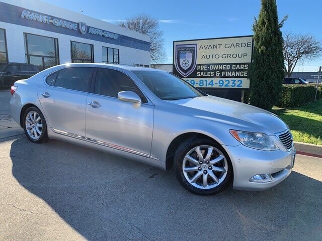 2009 Lexus LS 460L NAVIGATION REAR VIEW CAMERA, HEATED AND COOLED FRONT AND REAR PREMIUM LEATHER SEATS, MARK LEVINSON STEREO!!! EVERY OPTION!!! SUPER CLEAN!!! Plano TX
