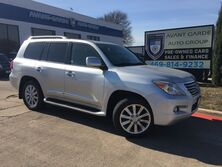 Lexus LX570 NAVIGATION FRONT AND REAR VIEW CAMERAS, MARK LEVINSON AUDIO, HEATED AND COOLED LEATHER SEATS!!! ONE OWNER!!! 2009