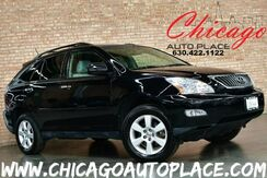 2009_Lexus_RX 350_3.5L SFI V6 ENGINE ALL WHEEL DRIVE GRAY LEATHER HEATED SEATS SUN_ Bensenville IL