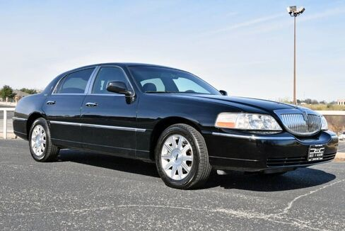 Used Lincoln Town Car Fort Worth Tx