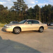 2009_Lincoln_Town Car_Signature Limited_ Hattiesburg MS