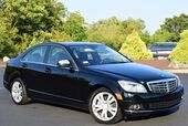 2009 Mercedes-Benz C-Class 3.0L Luxury 4Matic AWD