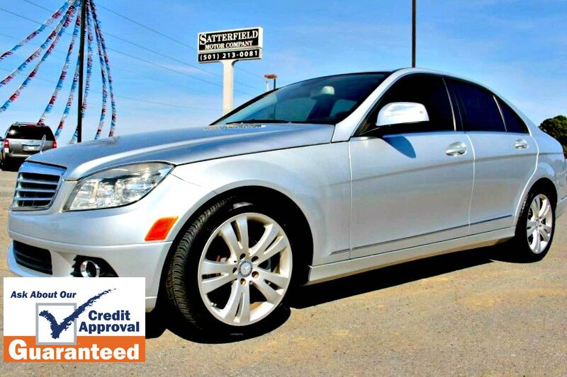 2009 Mercedes-Benz C-Class 3.0L Luxury Bryant AR