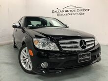 2009_Mercedes-Benz_C-Class_3.0L Luxury_ Carrollton  TX