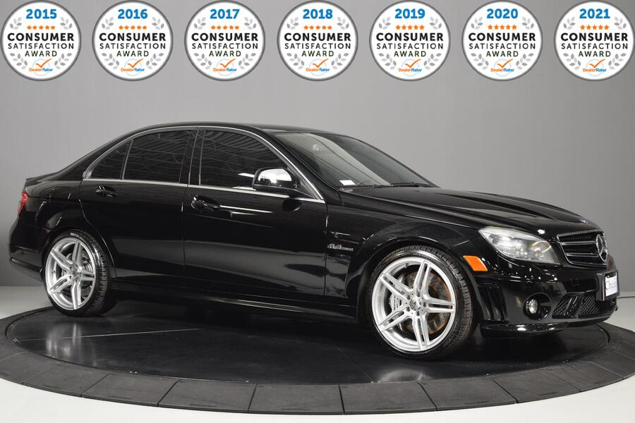 2009_Mercedes-Benz_C-Class_6.3L AMG_ Glendale Heights IL