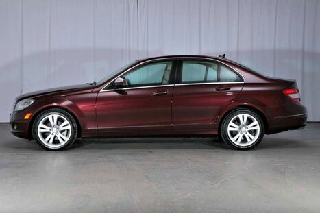 Mercedes-Benz C-Class C 300 4MATIC AWD 3.0L Luxury 2009
