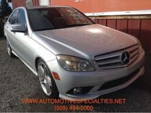 2009_Mercedes-Benz_C-Class_C300 4MATIC Luxury Sedan_ Spokane WA