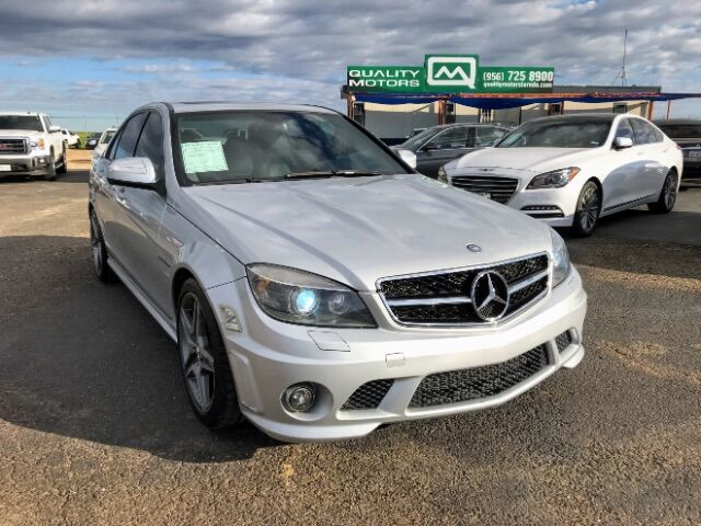 2009 mercedes benz c class c63 amg sport sedan laredo tx. Black Bedroom Furniture Sets. Home Design Ideas