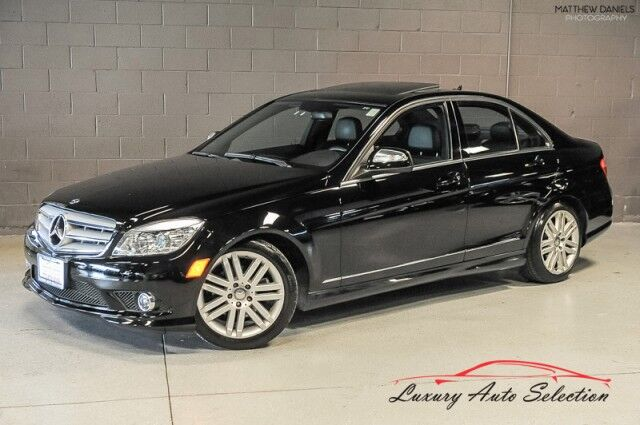 2009_Mercedes-Benz_C300 4Matic Sport_4dr Sedan_ Chicago IL