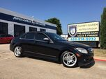 2009 Mercedes-Benz C300 AMG-SPORTS AVANTGARDE SPORT PACKAGE, LEATHER, PANORAMIC ROOF!!! GREAT CONDITION AND VALUE!!!