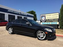 2009_Mercedes-Benz_C300 AMG-SPORTS AVANTGARDE_SPORT PACKAGE, LEATHER, PANORAMIC ROOF!!! GREAT CONDITION AND VALUE!!!_ Plano TX