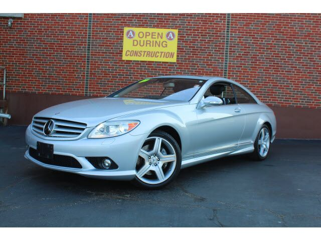 2009 Mercedes Benz CL Class CL 550 4MATIC® Kansas City KS ...