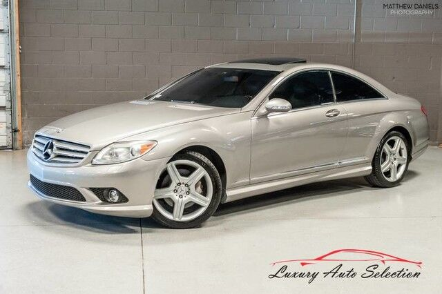 2009_Mercedes-Benz_CL550 4Matic Sport_2dr Coupe_ Chicago IL