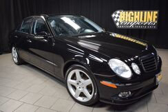 2009_Mercedes-Benz_E-Class_Luxury 3.5L 4Matic AWD_ Easton PA