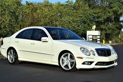 2009_Mercedes-Benz_E-Class_Sport 3.5L_ Easton PA