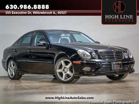2009_Mercedes-Benz_E-Class_Sport 3.5L_ Willowbrook IL