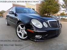 2009_Mercedes-Benz_E350_Luxury 3.5L **AMG Appearance Pkg**_ Carrollton TX