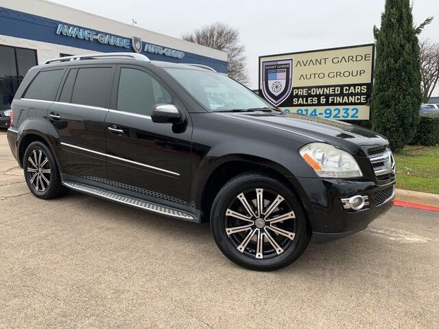 2009 Mercedes-Benz GL450 4MATIC NAVIGATION REAR VIEW CAMERA, KEYLESS GO, HEATED LEATHER, REAR AC, XENON HEADLIGHTS, PARKING SENSORS!!! FULLY LOADED!!! GREAT VALUE!!! Plano TX