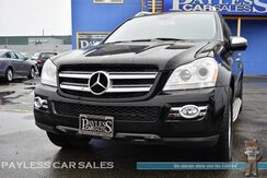 2009_Mercedes-Benz_GL450_4Matic AWD / Heated Leather Seats / Navigation / Auto Start / Dual Sunroof / Harman Kardon Speakers / Rear DVD / Back-Up Camera / 3rd Row / Seats 7 / Tow Pkg / Only 66K Miles_ Anchorage AK